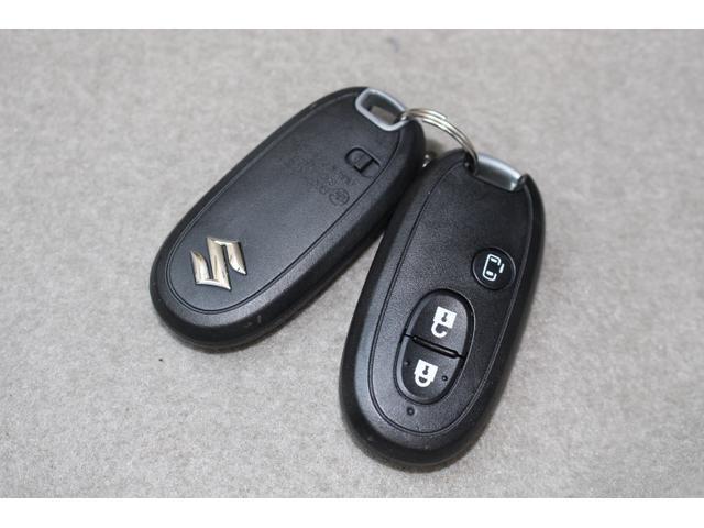 スズキ エブリイワゴン PZターボ 左側オートスライド 届出済未使用車 キーフリー