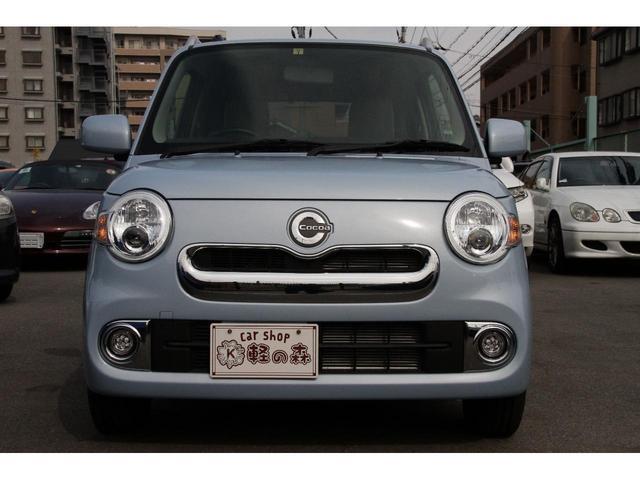 ココアプラスX 軽自動車 届出済未使用車 スマートキー AC(5枚目)