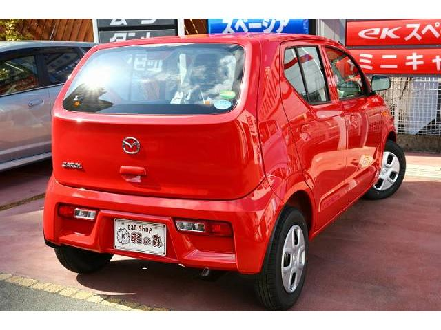GL 軽自動車 届出済未使用車 キーレスキー シートヒーター(4枚目)