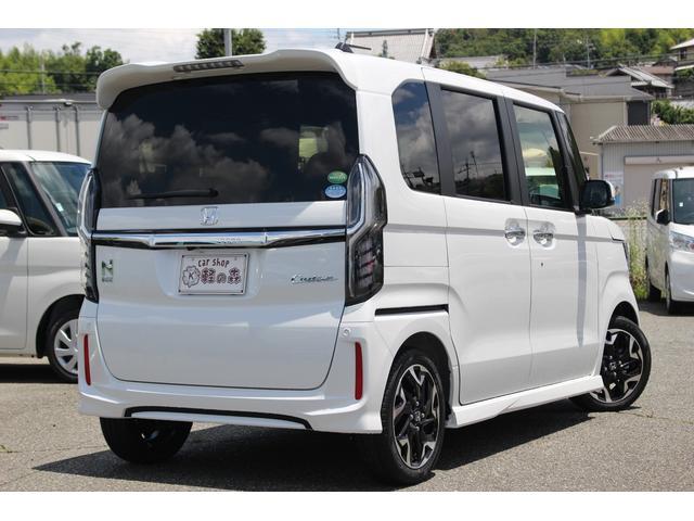 「ホンダ」「N-BOXカスタム」「コンパクトカー」「大阪府」の中古車4
