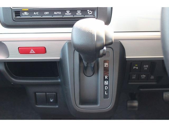 ハイブリッドXS 軽自動車 届出済未使用車(17枚目)