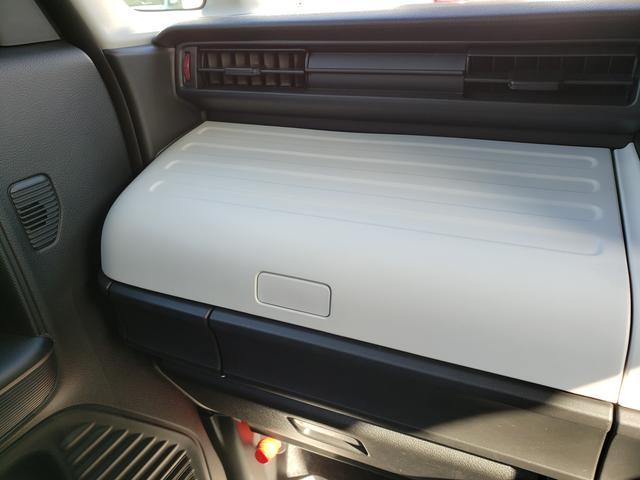 ハイブリッドG 軽自動車 届出済未使用車 衝突被害軽減ブレーキ スマートキー プッシュスタート シートヒーター ベンチシート アイドリングストップ エアバッグ 両側スライドドア(21枚目)