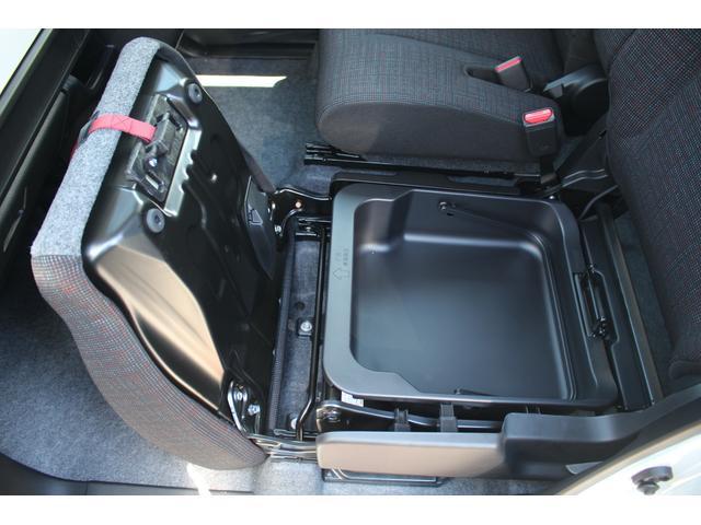 ハイブリッドG 軽自動車 届出済未使用車 衝突被害軽減ブレーキ スマートキー プッシュスタート シートヒーター ベンチシート アイドリングストップ エアバッグ 両側スライドドア(34枚目)