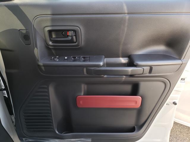 ハイブリッドG 軽自動車 届出済未使用車 衝突被害軽減ブレーキ スマートキー プッシュスタート シートヒーター ベンチシート アイドリングストップ エアバッグ 両側スライドドア(38枚目)