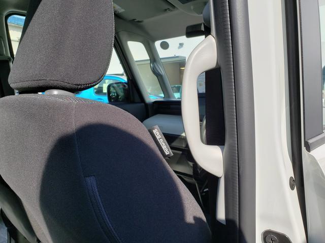 ハイブリッドG 軽自動車 届出済未使用車 衝突被害軽減ブレーキ スマートキー プッシュスタート シートヒーター ベンチシート アイドリングストップ エアバッグ 両側スライドドア(39枚目)