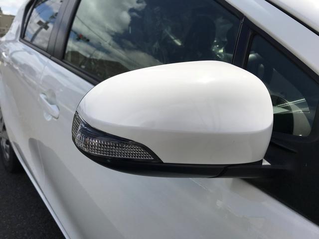 トヨタ アクア S 3年間距離無制限保障 ETC キーレス ウィンカーミラー