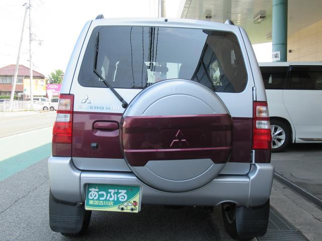 「三菱」「パジェロミニ」「コンパクトカー」「兵庫県」の中古車3