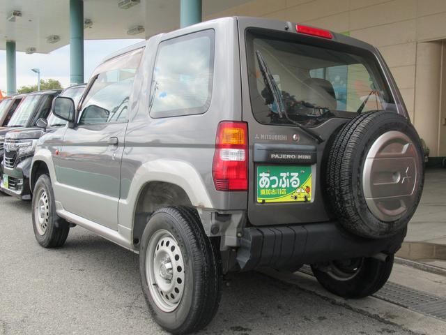 「三菱」「パジェロミニ」「コンパクトカー」「兵庫県」の中古車9