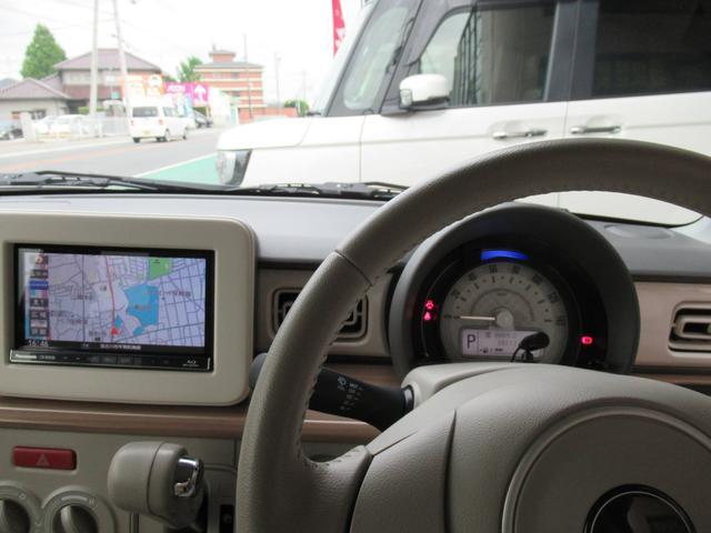 S パナソニックSDナビ Blu-ray再生 DVD再生 録音機能 Bluetooth フルセグ ETC レーダーブレーキ アイドリングストップ スマートキー 運転席シートヒーター HID オートライト(16枚目)