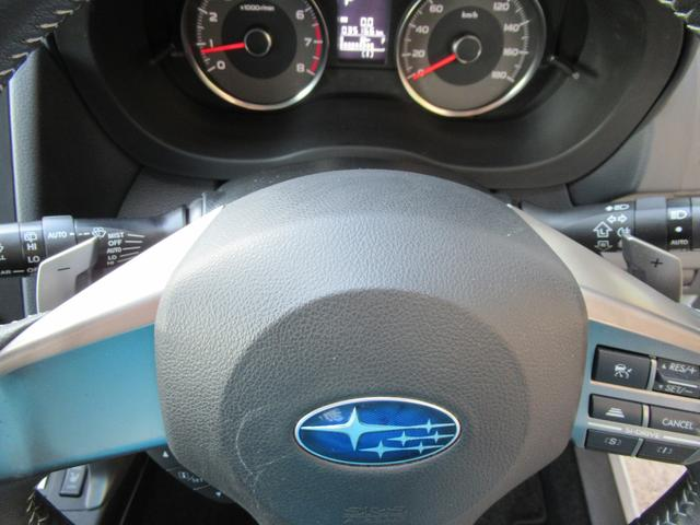 2.0i-S アイサイト 4WD 衝突軽減 黒革シート パワーシート シートヒーター メモリー付パワーバックドア Panasonic HDDナビ バックカメラ ETC レーンキープ クルコン パドルシフト HIDオートライト(39枚目)