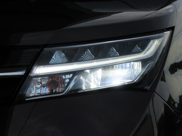 カスタムG-T ターボ 衝突軽減ブレーキ 純正SDナビ バックカメラ ETC 両側ワンタッチ電動スライド オートエアコン ステリモ クルコン LEDヘッド LEDフォグ LEDイルミ オートライト リアサンシェード(23枚目)