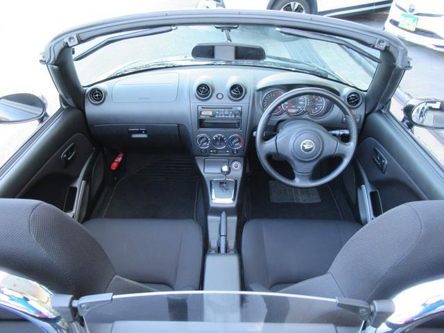 アクティブトップ 1万km台 電動オープントップ 運転席&助手席シートヒーター HIDヘッドライト フォグ 4速オートマ インタークーラーターボ 純正15インチアルミホイール  純正CD・AMFMラジオ キーレス(15枚目)