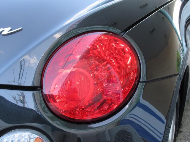 アクティブトップ 1万km台 電動オープントップ 運転席&助手席シートヒーター HIDヘッドライト フォグ 4速オートマ インタークーラーターボ 純正15インチアルミホイール  純正CD・AMFMラジオ キーレス(34枚目)
