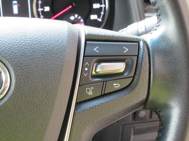 2.5Z Aエディション 純正9型フルセグナビ&11型フリップダウンモニター バックカメラ ビルトインETC 両側ワンタッチ電動スライド 2列目オットマン クリアランスソナー オートエアコン&リアエアコン ステリモ クルコン(35枚目)