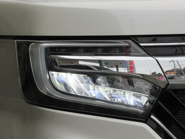 G・EXターボホンダセンシング 衝突軽減 運転支援 Gathers8型インターナビ Bカメラ ビルトインETC Gathersナビ連動ドライブレコーダー 両側電動スライド ハーフレザーシート クルーズコントロール LEDオートライト(23枚目)