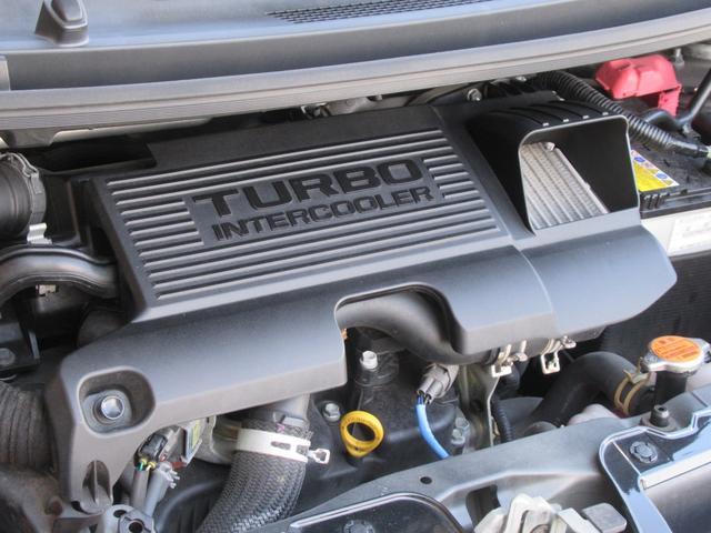 カスタム RS インタークーラーターボ Panasonicフルセグナビ バックカメラ ETC MOMOステアリング スマートキー オートエアコン LEDヘッドライト フォグランプ オートライト 純正15インチAW(17枚目)