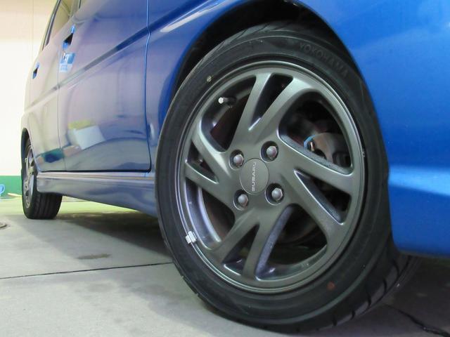 RS 5万km台 5MT スーパーチャージャー CDデッキ キーレス 革ハンドル フォグ 運転席RECAROシート 純正14インチアルミ 純正エアロ 純正リアスポイラー(29枚目)