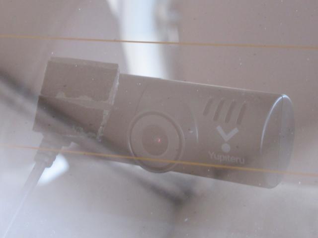 ユピテルドライブレコーダー(後)