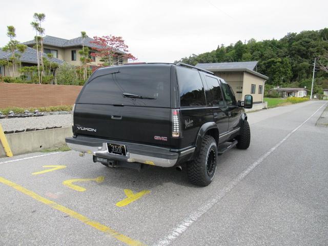 「その他」「GMC ユーコン」「SUV・クロカン」「滋賀県」の中古車4
