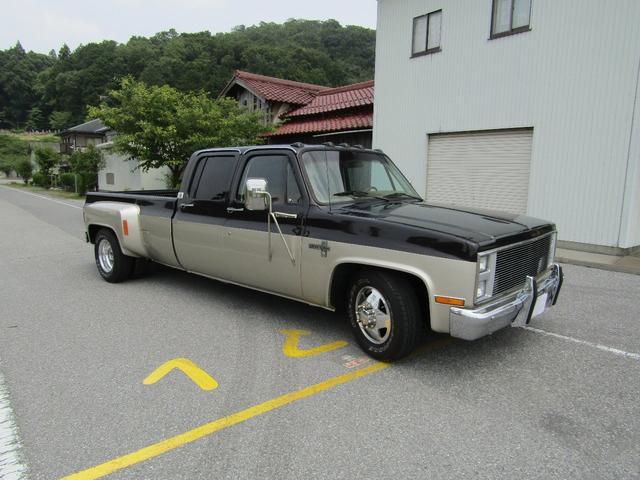 「シボレー」「シボレーC-3500」「SUV・クロカン」「滋賀県」の中古車3