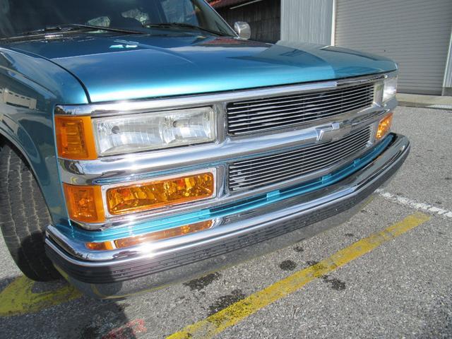 「シボレー」「シボレー サバーバン」「SUV・クロカン」「滋賀県」の中古車5