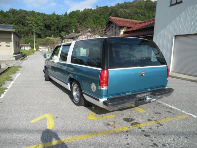 「シボレー」「シボレー サバーバン」「SUV・クロカン」「滋賀県」の中古車7
