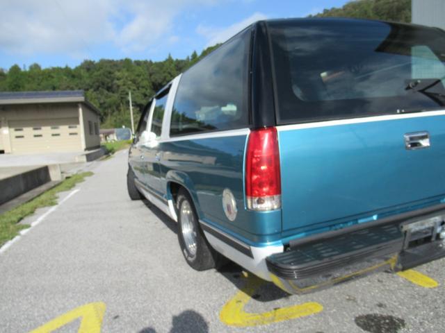 「シボレー」「シボレー サバーバン」「SUV・クロカン」「滋賀県」の中古車8