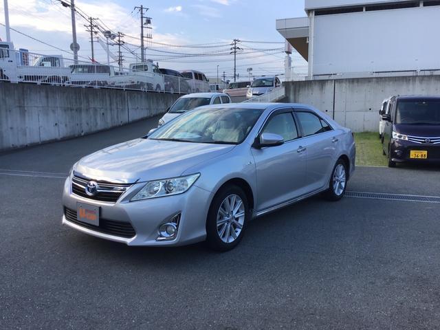 「トヨタ」「カムリ」「セダン」「兵庫県」の中古車7
