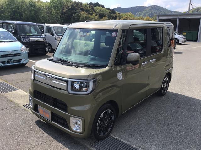 「ダイハツ」「ウェイク」「コンパクトカー」「兵庫県」の中古車7