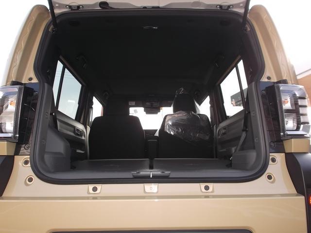 開放感があって車の車内も広々です。