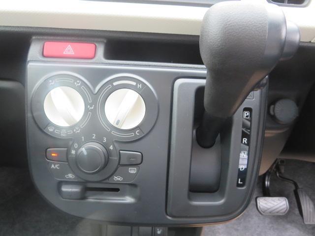 スズキ アルト L キーレス 運転席シートヒーター アイドリングストップ