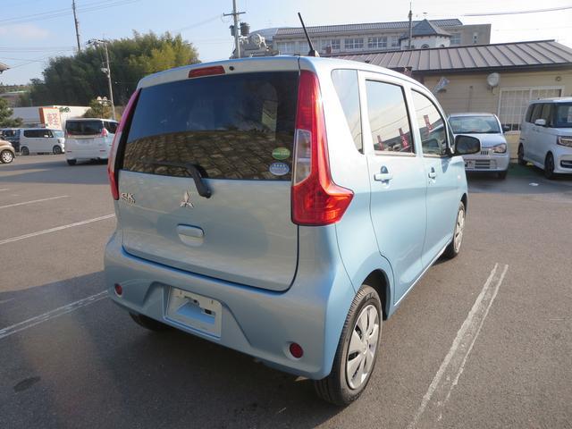 三菱 eKワゴン E シートヒーター キーレス