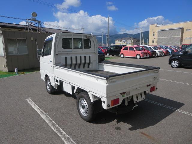マツダ スクラムトラック KCエアコン・パワステ 3AT 4WD パワーウィンドウ