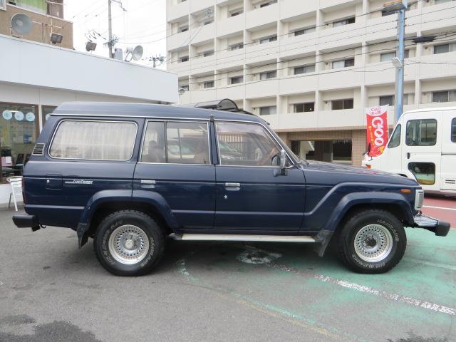 トヨタ ランドクルーザー60 VX ワンオーナー ウインチ サンルーフ