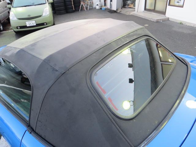 マツダ ロードスター RS ワンオーナー 車高調 HDDナビ タイベル済み