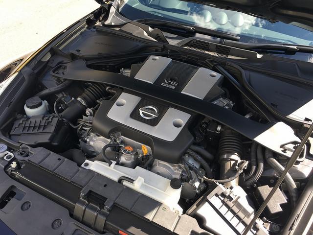 日産 フェアレディZ ベースグレード ナビTV 純正18AW パドルシフト7速AT