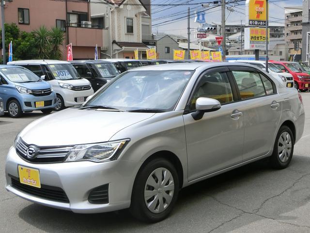 「トヨタ」「カローラアクシオ」「セダン」「京都府」の中古車48