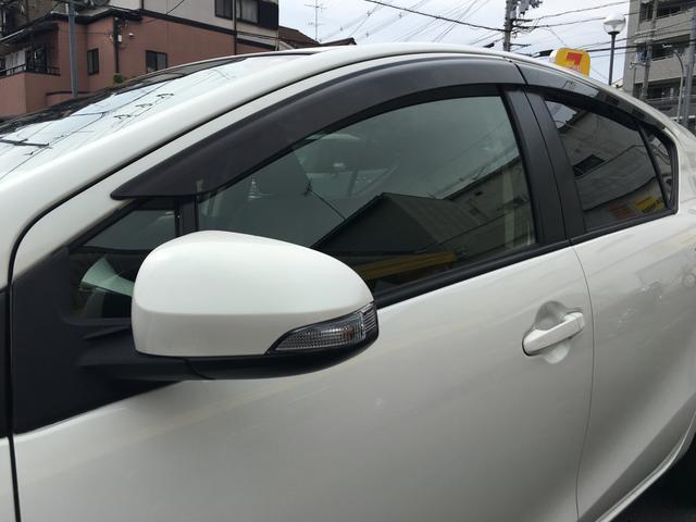 「トヨタ」「アクア」「コンパクトカー」「京都府」の中古車48