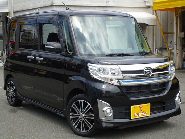 「ダイハツ」「タント」「コンパクトカー」「京都府」の中古車15