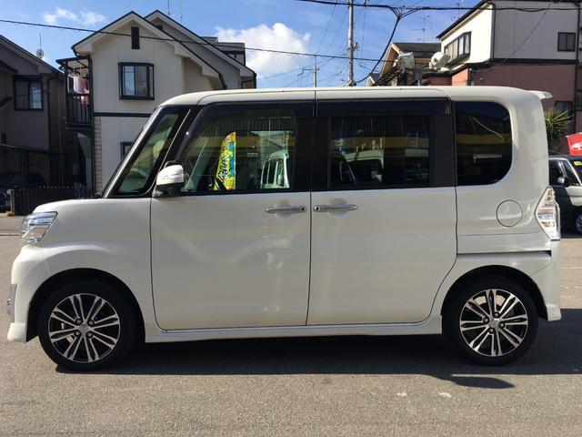 「ダイハツ」「タント」「コンパクトカー」「京都府」の中古車46