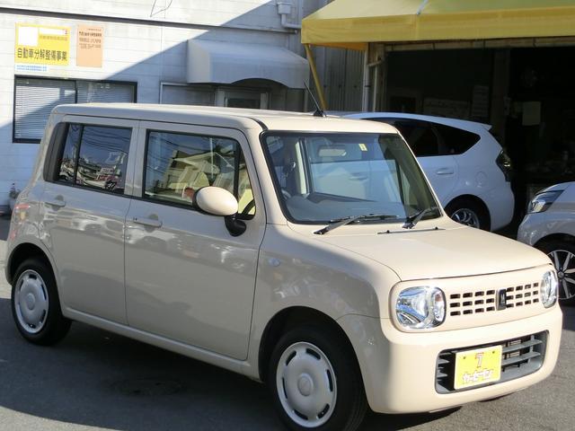 「スズキ」「アルトラパン」「軽自動車」「京都府」の中古車3