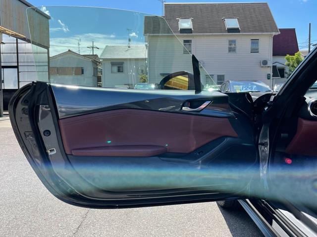 VS ユーザー買取車 ワンオーナー 禁煙車 6MT オーバーンナッパレザーシート マツダコネクト BOSEサウンド フルセグTV Bカメラ ETC セーフティパッケージ LEDヘッドランプ 純正アルミ(31枚目)