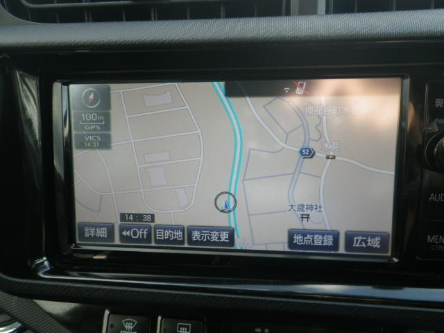 トヨタ アクア G G's SDナビ バックカメラ ETC LEDビーム