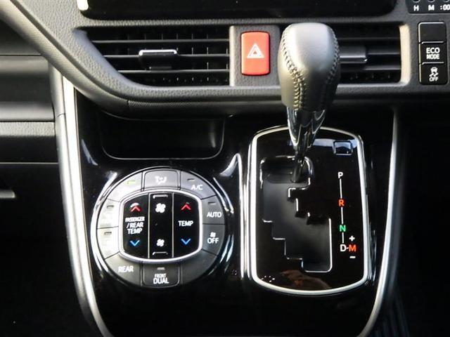 MT感覚でシフトチェンジできます。さらに、かっこいい!MT車が少なくなってきた現在に、面白さをとり入れた装備です。プッシュボタンがなくなったので、操作のしやすさにも定評があります。