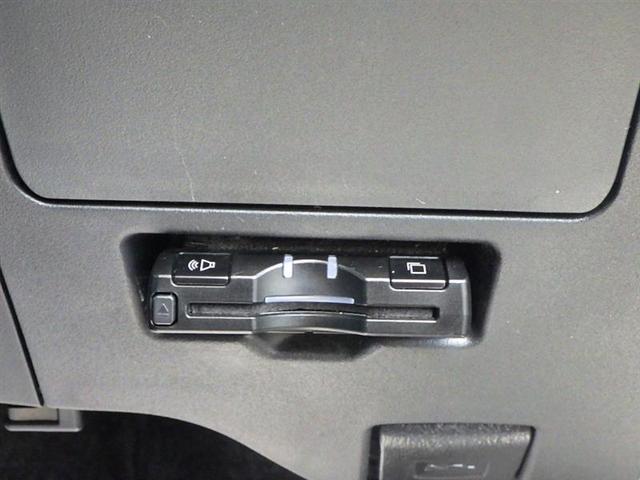 ETC車載機付きで、料金所をノンストップラクラク通過!お支払にわざわざ財布からお金を取り出す手間が省けます。
