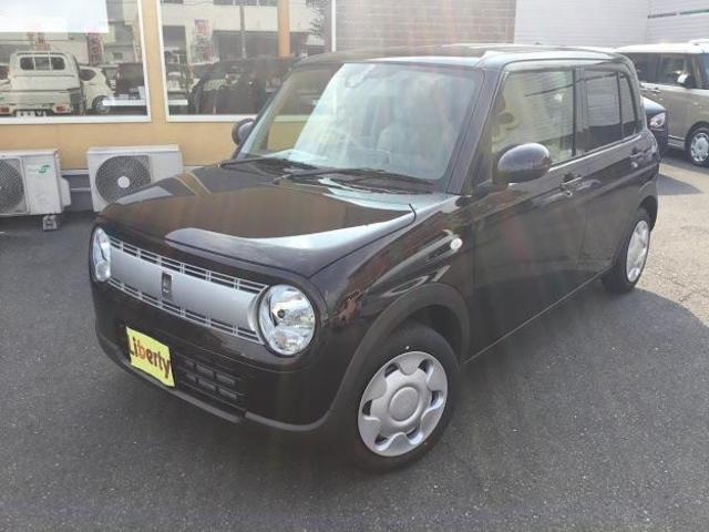 「スズキ」「アルトラパン」「軽自動車」「滋賀県」の中古車3