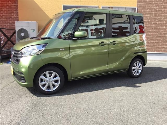 「日産」「デイズルークス」「コンパクトカー」「滋賀県」の中古車3