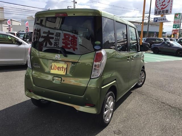 「日産」「デイズルークス」「コンパクトカー」「滋賀県」の中古車7