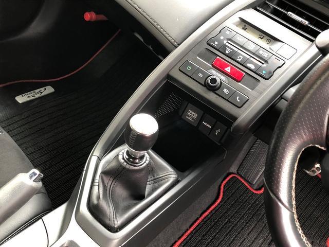 ホンダ S660 α 6MT ターボ ハーフレザーシート クルーズコントロール