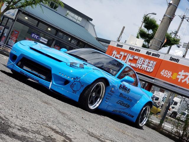「マツダ」「RX-7」「クーペ」「大阪府」の中古車54